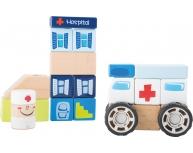 Set construcţie Ambulanţă