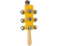 Instrument cu clopoţei galben