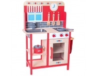 Bucătărie din lemn