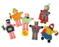 Set marionete poveşti