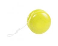 Yo-yo galben lemn