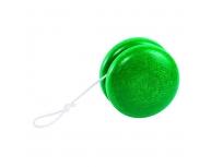 Yo-yo verde lemn