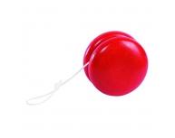 Yo-yo roşu lemn