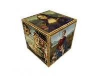 Cub V-cube 3x3 Da Vinci
