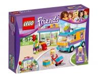 Distribuirea cadourilor Lego Friends