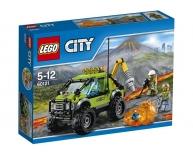 Camion de explorare vulcan Lego City