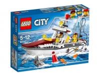 Barca de pescuit Lego City