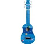 Chitară albastră