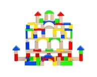Găletuşă 100 cuburi construcţie