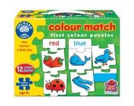 Joc asociere culori engleză
