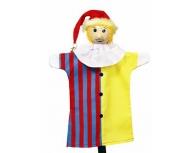 Marionetă pentru palmă Kasper 27 cm