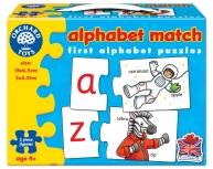 Puzzle asociere engleză