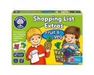 Shopping list fructe şi legume