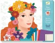 Joc creativ flori decor