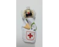 Marionetă mică Doctor