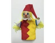 Marionetă mică Clown