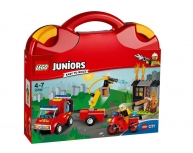 Valiza Pompieri Lego Juniors