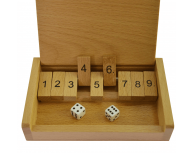 Shut the box mini