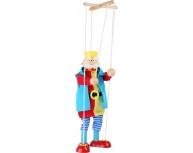 Marionetă cu sfori rege