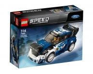 Lego Champions Ford Fiesta M-Sport WRC