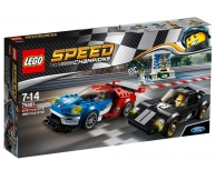 Lego Champions Set Ford GT 2016 & Ford GT 40 1966