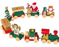 Tren Crăciun