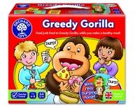 Joc distractiv gorila pofticioasă
