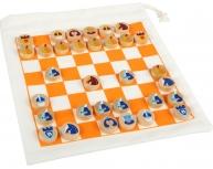 Joc şah pentru călătorie