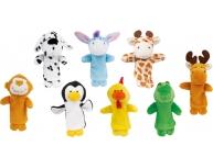 Set 8 marionete pentru deget