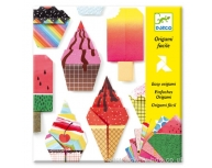 Joc creativ origami îngheţate