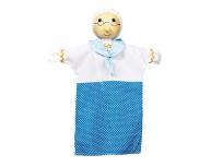 Marionetă pentru palmă bunica 27 cm