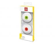 Set 2 radiere Lego