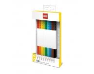 Set 9 pixuri cu gel Lego
