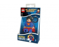 Breloc cu led Lego Superman