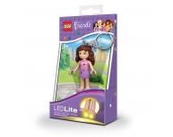 Breloc cu lanterna Lego Friends Olivia