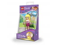 Breloc cu lanterna Lego Friends Stephanie