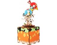 Cutie muzicală de asamblat Păsări