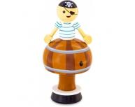 Pirat muzical din lemn