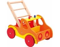 Antemergător lemn maşina de pompieri