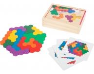 Joc hexagon, 14 piese