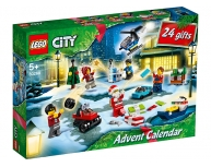 Calendar de Crăciun Lego City