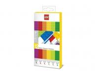 Set 12 markere Lego