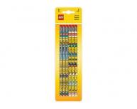 Set 6 creioane grafit Lego