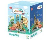 Puzzle 120 piese Londra